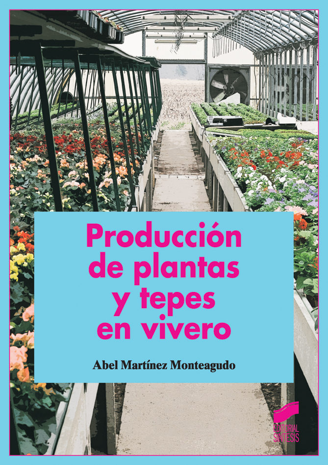 Producci n de plantas y tepes en vivero ebook ebooks for Produccion de viveros