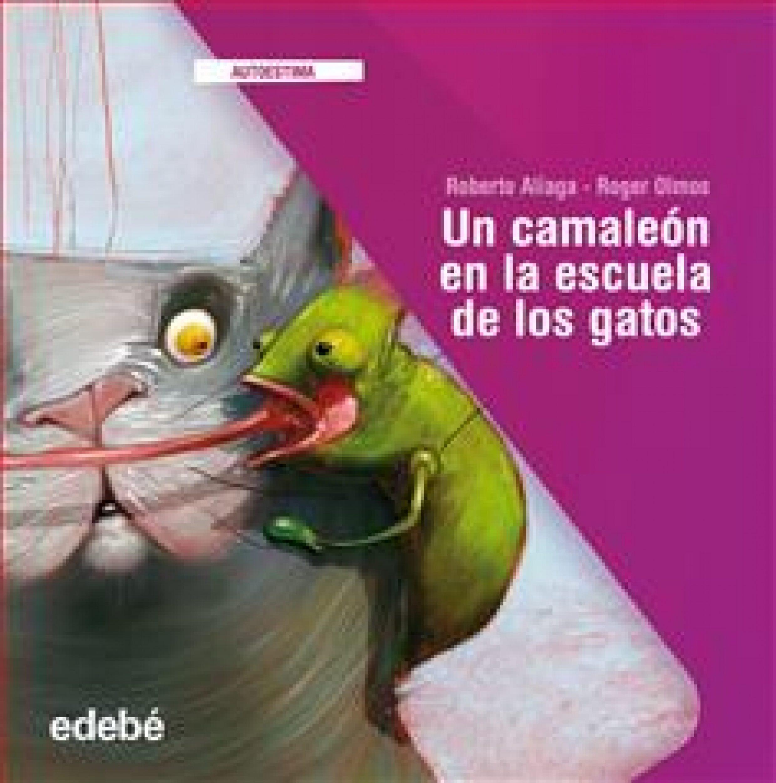 un camaleon en la escuela de los gatos epub ebooks On camaleon en ingles