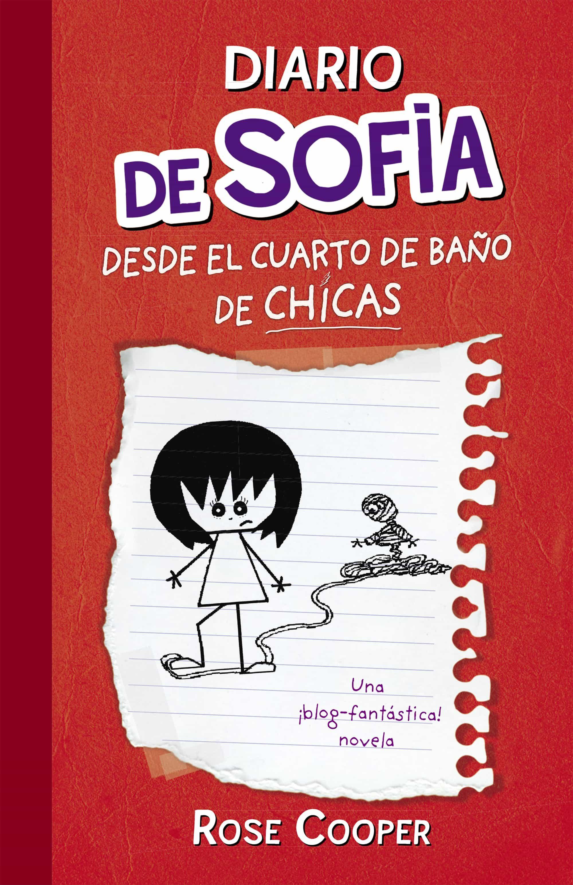 Diario De Sofía Desde El Cuarto De Baño De Chicas (Serie ... - photo#1