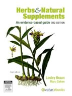 Herbs and Natural Supplements Inkling (ebook)