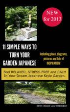 11 Simple Ways to turn your Garden Japanese (ebook)