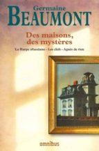 Des maisons, des mystères (ebook)