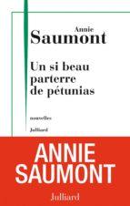 Un si beau parterre de pétunias (ebook)