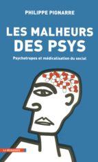 Les malheurs des psys (ebook)