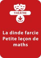 La dinde farcie - Petite leçon de maths (5 - 6 ans) (ebook)