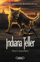 Indiana Teller T04 Lune d'hiver (ebook)