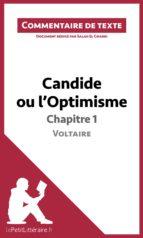 Candide ou l'Optimisme de Voltaire - Chapitre 1 (ebook)