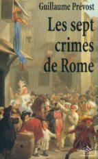Les Sept crimes de Rome (ebook)