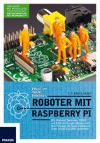 Roboter mit Raspberry Pi (ebook)
