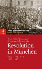 Revolution in München (ebook)