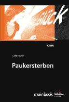 Paukersterben: Frankfurter Schulkrimi (ebook)