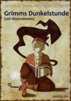 Grimms Dunkelstunde (mit Illustrationen) (ebook)