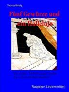 Fünf Gewürze und ein Halleluja (ebook)