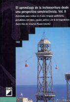 El aprendizaje de la lectoescritura desde una perspectiva constructivista. Vol. II (ebook)