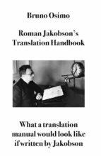 Roman Jakobson's Translation Handbook (ebook)