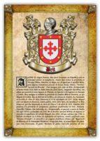 Apellido Brit / Origen, Historia y Heráldica de los linajes y apellidos españoles e hispanoamericanos
