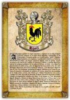 Apellido Ripoll / Origen, Historia y Heráldica de los linajes y apellidos españoles e hispanoamericanos