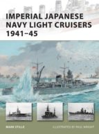 Imperial Japanese Navy Light Cruisers 1941-45 (ebook)