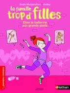 Elisa, la ballerine aux grands pieds (ebook)
