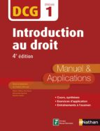 DCG 1 - Introduction au Droit 2016/2017 (ebook)