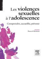 Les violences sexuelles à l'adolescence (ebook)