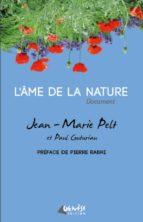 L'Ame de la nature (ebook)