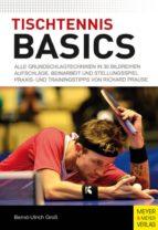 Tischtennis Basics (ebook)