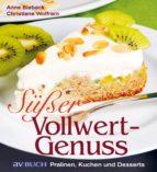 Süßer Vollwertgenuss (ebook)