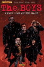 The Boys Band 12 - Kampf ums weisse Haus (ebook)