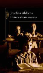 Historia de una maestra (ebook)