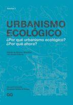 Urbanismo Ecológico. Volumen 1 (ebook)