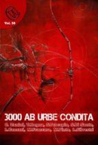 3000 ab Urbe condita (ebook)