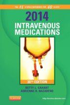 2014 Intravenous Medications (ebook)
