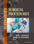 Alexander's Surgical Procedures (ebook)