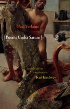 Poems Under Saturn (ebook)