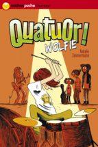 Quatuor ! Wolfie (ebook)
