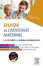 Guide de l'assistant maternel (ebook)
