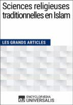 Sciences religieuses traditionnelles en Islam