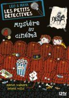 Léo et Maya, détectives - tome 1 : Mystère au cinéma (ebook)