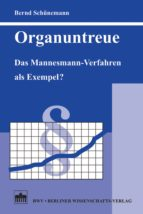 Organuntreue (ebook)