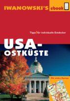 USA-Ostküste - Reiseführer von Iwanowski (ebook)