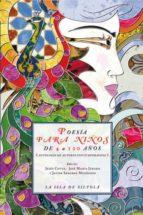 Poesía para niños de 4 a 120 años (ebook)