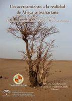 Un acercamiento a la realidad de África Subsahariana (ebook)
