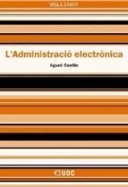 L'Administració electrònica (ebook)
