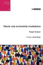 Hacia una economía ciudadana (ebook)