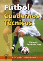 FÚTBOL: CUADERNOS TÉCNICOS Nº 34 (ebook)