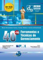 40 + 16 Ferramentas e Técnicas de Gerenciamento (ebook)