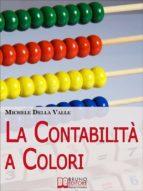 La Contabilità a Colori. Guida per Comprendere, Memorizzare e Applicare la Contabilità Generale. (Ebook Italiano - Anteprima Gratis) (ebook)