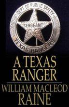 A Texas Ranger (ebook)