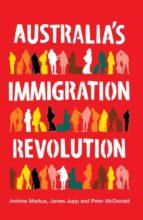Australia's Immigration Revolution (ebook)
